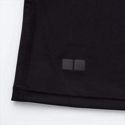 ユニクロのパフォーマンスサポートTシャツ(長袖)