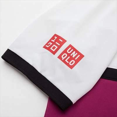 ユニクロのNKドライEXポロシャツ(半袖)19US
