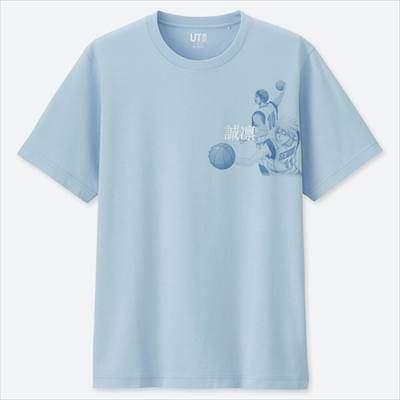 MANGA UT 黒子のバスケ(グラフィックTシャツ・半袖)