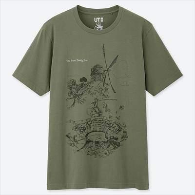 ユニクロの週刊少年マガジン60周年 UT 七つの大罪(グラフィックTシャツ・半袖)