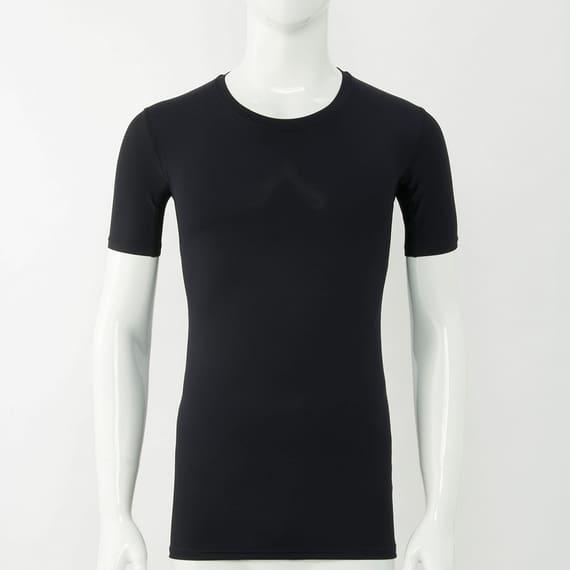 ユニクロのエアリズムサポートTシャツ半袖を着たマネキン