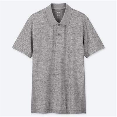 ユニクロのドライEXポロシャツ