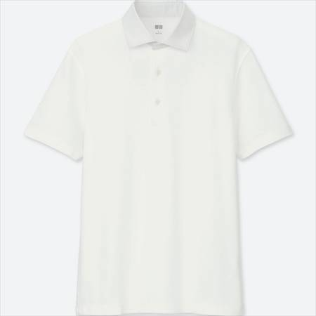 ユニクロのエアリズムポロシャツ