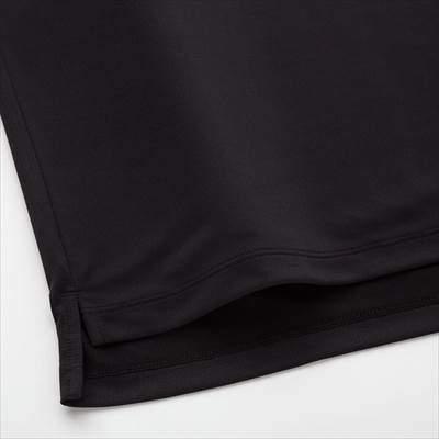 ユニクロのRFドライEXポロシャツ(半袖)19US