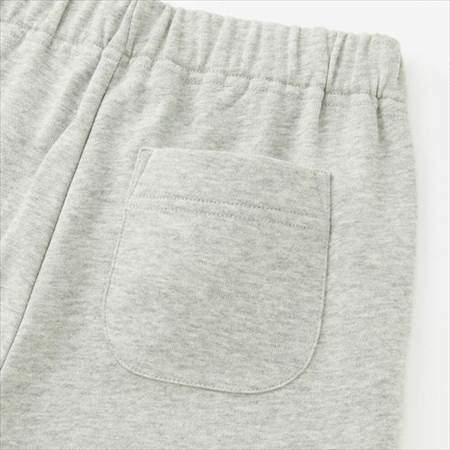 ブラックのレゴスウェットセット(キッズ)のパンツのうしろポケット