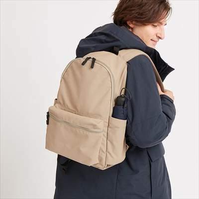 ユニクロのバックパック(男女兼用)