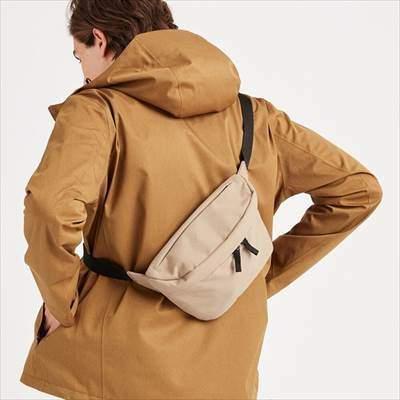 ユニクロのウエストバッグ(男女兼用)
