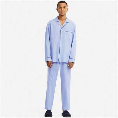 ユニクロのパジャマ(長袖)