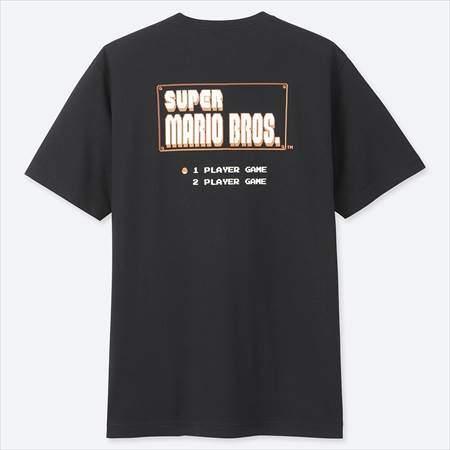 ニンテンドー スーパーマリオ ファミリーミュージアム グラフィックT(半袖)
