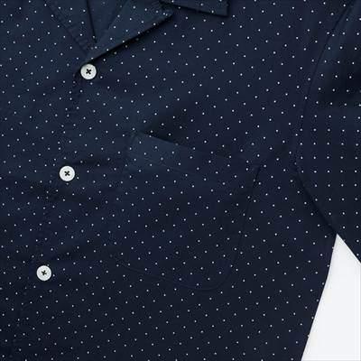 ユニクロのパジャマ(ドット・長袖)