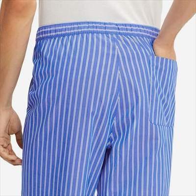 ユニクロのパジャマ(ストライプ・長袖)