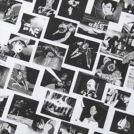 機動戦士ガンダム 40周年記念 グラフィックT(半袖)|ガンダムUT