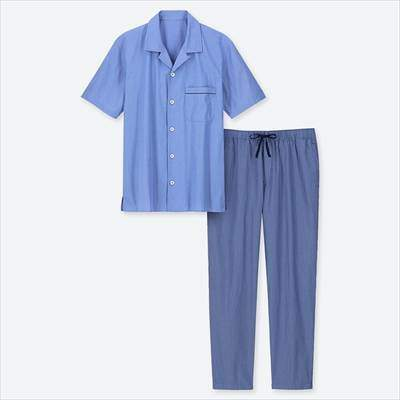 ユニクロのパジャマ(半袖)