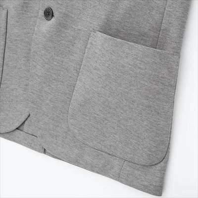 ユニクロのコンフォートジャケット(丈標準)