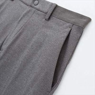 ユニクロのEZYアンクルパンツ(ウルトラストレッチドライEX・丈標準66~72cm)