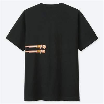 ユニクロのザ・ゲーム バイ ストリートファイター グラフィックT(半袖)