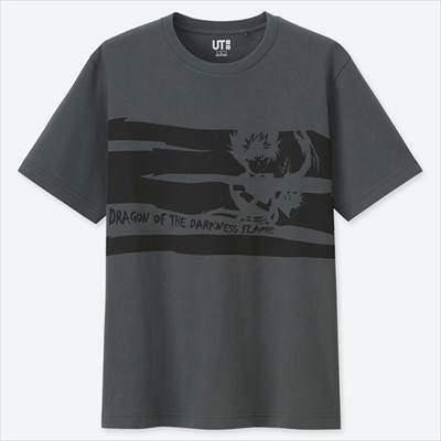 MANGA UT 幽☆遊☆白書(グラフィックTシャツ・半袖)