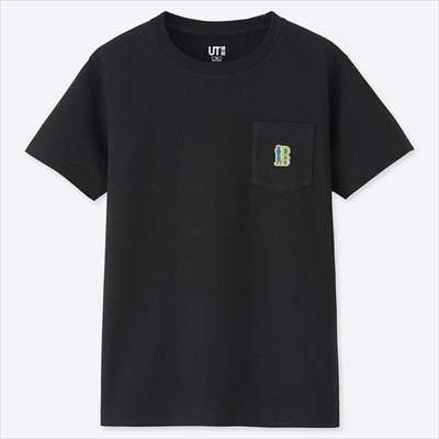 KIDS MANGA UT 名探偵コナン(グラフィックTシャツ・半袖)