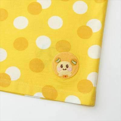 ユニクロのEテレキッズキャラクターコレクションUT(半袖)