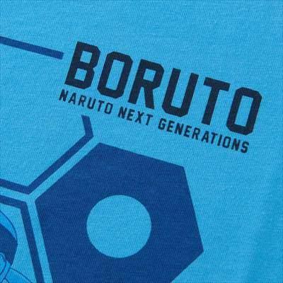 KIDS MANGA UT BORUTO-ボルト- -NARUTO NEXT GENERATIONS-(半袖)