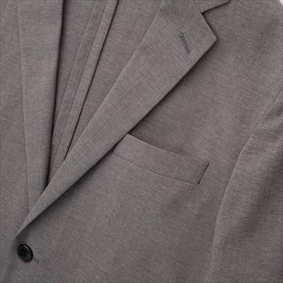 ユニクロの感動ジャケット(ウルトラライト・ウールライク・丈標準)