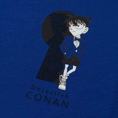 MANGA UT 名探偵コナン(グラフィックTシャツ・半袖)