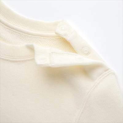 ユニクロの『ガラピコぷ~』スウェットシャツ