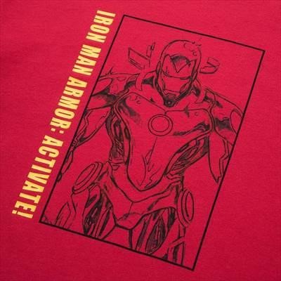 ユニクロのKIDS アート オブ マーベル UT(グラフィックTシャツ・半袖)
