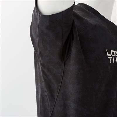 ユニクロのドライEX マーベル クルーネックT シャツ(半袖)
