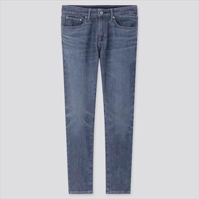 ユニクロのEZYジーンズ(丈長め82cm)2020年モデル