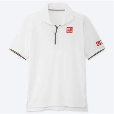 ユニクロのRFドライEXポロシャツ(半袖)19WB