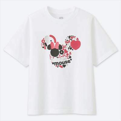 ミッキー アート UT ジュヌビエーブ・ゴクレール(グラフィックTシャツ・半袖)
