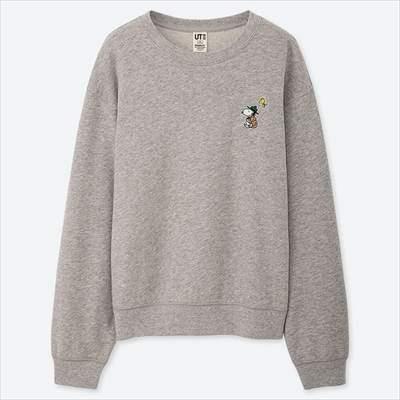 ピーナッツスウェットシャツ(長袖)