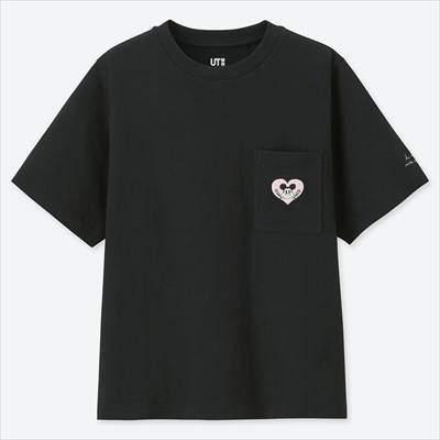ミッキー アート UT エスター・キム(グラフィックTシャツ・半袖)