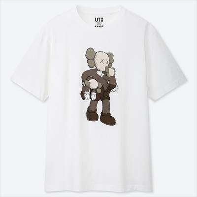 カウズ UT(グラフィックTシャツ・半袖)