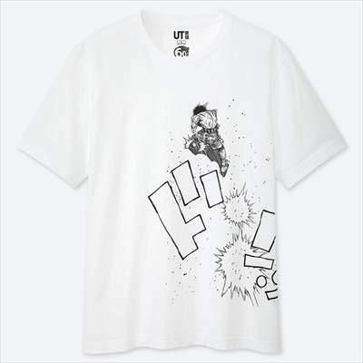 ユニクロの週刊少年マガジン60周年 UT はじめの一歩(グラフィックTシャツ・半袖)