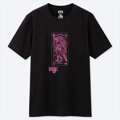 ユニクロの週刊少年マガジン60周年 UT 魔法先生ネギま!(グラフィックTシャツ・半袖)