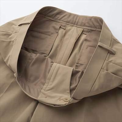 ユニクロの感動ショートパンツ(丈標準24~27cm)
