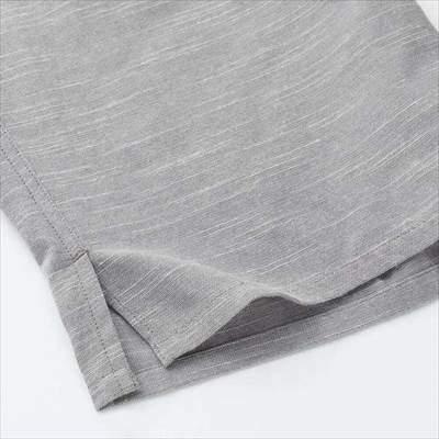 ユニクロの綿(コットン)のステテコ(前開き)