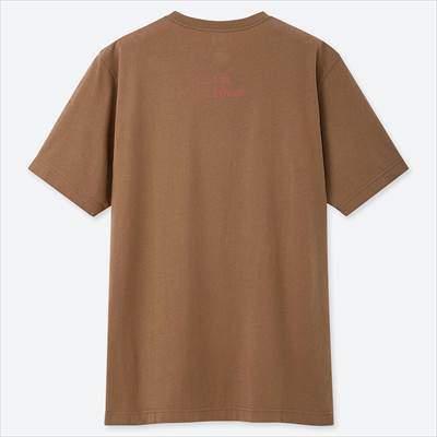ユニクロの週刊少年マガジン60周年 UT 進撃の巨人(グラフィックTシャツ・半袖)