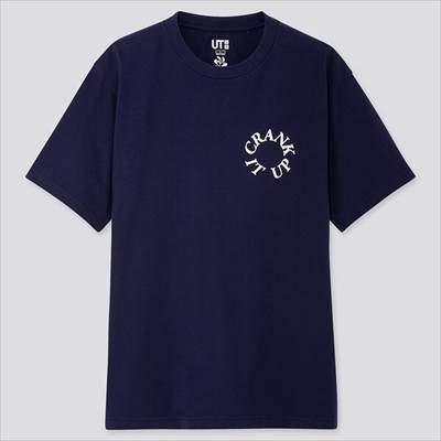 ユニクロのRISE AGAIN BY VERDY UT(グラフィックTシャツ・半袖)