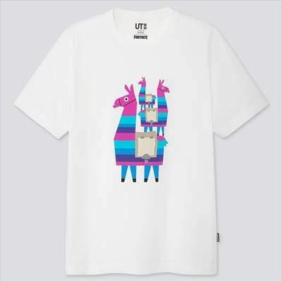 ユニクロのフォートナイト UT(グラフィックTシャツ・半袖)