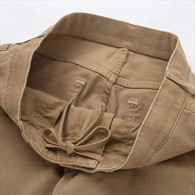 ユニクロのEZYスキニーフィットカラージーンズ(丈標準76~79cm)