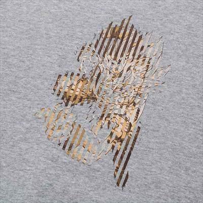 ユニクロのKIDS ドラゴンボールスウェットシャツ(長袖)
