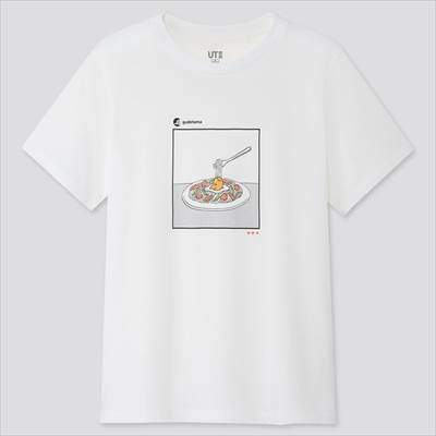 ユニクロのグデリシャス UT(グラフィックTシャツ・半袖)
