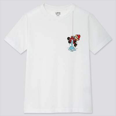 ユニクロのKIDS マリオカートフレンドシップ UT(グラフィックTシャツ・半袖)