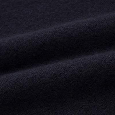 ユニクロのユニクロのウールブレンドニットジャケット