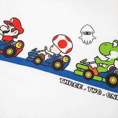 KIDS マリオカートフレンドシップ UT(グラフィックTシャツ・半袖)