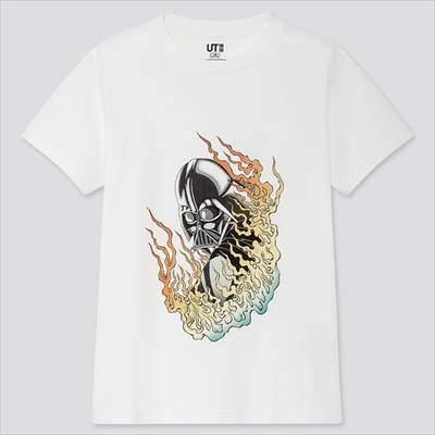 ユニクロのKIDS スター・ウォーズ フォーエバー UT(グラフィックTシャツ・半袖)
