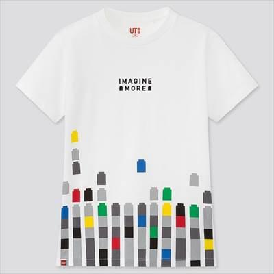 ユニクロのレゴUT(グラフィックTシャツ・半袖)